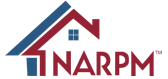 An image of the national association of residential property managers (NARPM) logo